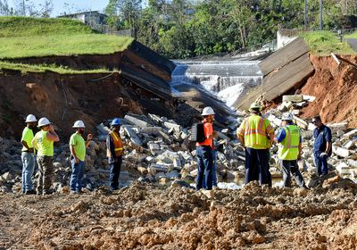 Thompson Pump Helps in Rescue of Hurricane-Distressed Puerto Rico Region