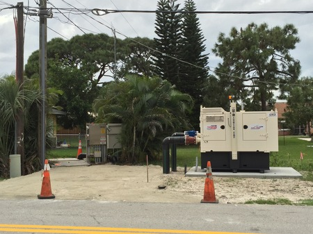 Thompson Pumps are Tailor-Made to Service Southwest Florida Municipalities