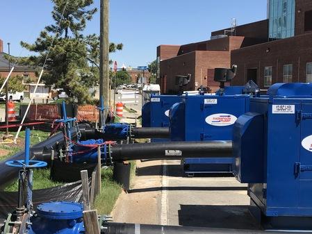 Case Study: Thompson Pump Bridge Street Bypass Solves Potential Sewage Contamination
