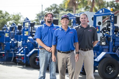 Thompson Pump Sells Rental Operations to United Rentals. Focuses on Core Manufacturing Business as Golden Anniversary Approaches