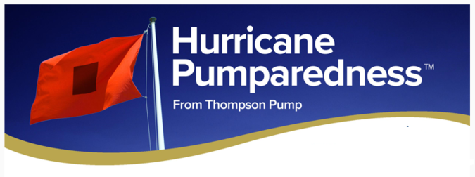 Hurricane Pumparedness