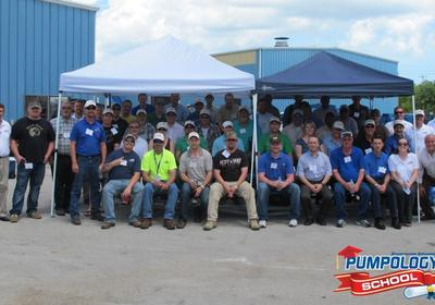 Thompson Pump's 2013 Pumpology® School