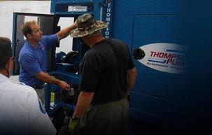 Thompson Pump Charleston Branch Celebrating 10 Years of Success