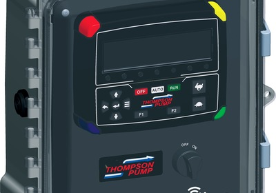Thompson Pump Introduces New Remote-Operated Control Panel