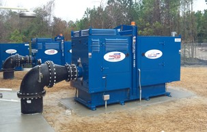 Case Study: Lift Station Backup Pumps
