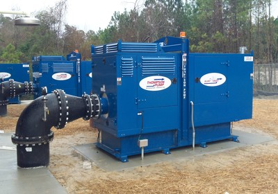 Case Study: Lift Station Backup Pumps