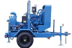 Self Priming Cast Iron Open Trash Sewage Pumps Wet Prime (TS)